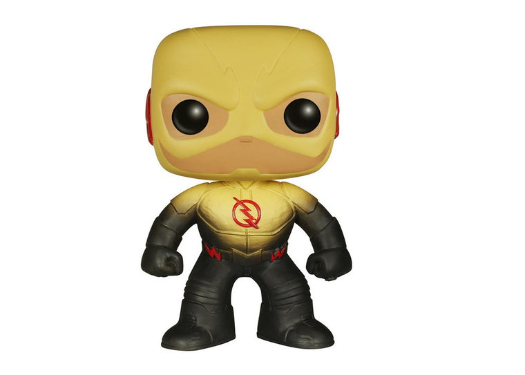 DC Universe Flash Reverse Flash Pop Vinyl by Funko-Funko- www.superherotoystore.com-Bobble Heads - 1