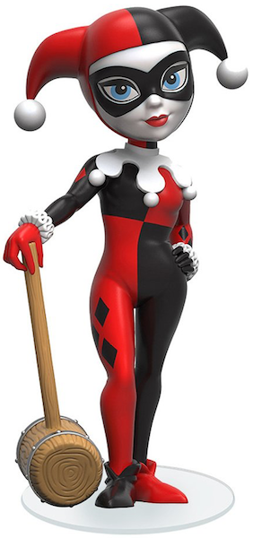 Rock Candy Classic Harley Quinn Vinyl Figure by Funko-Funko- www.superherotoystore.com-Bobble Heads - 1