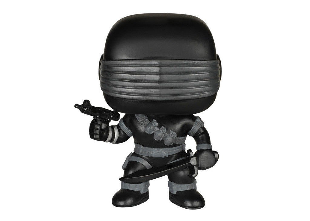 G.I. Joe Snake Eyes Pop-Funko- www.superherotoystore.com-Bobble Heads - 1
