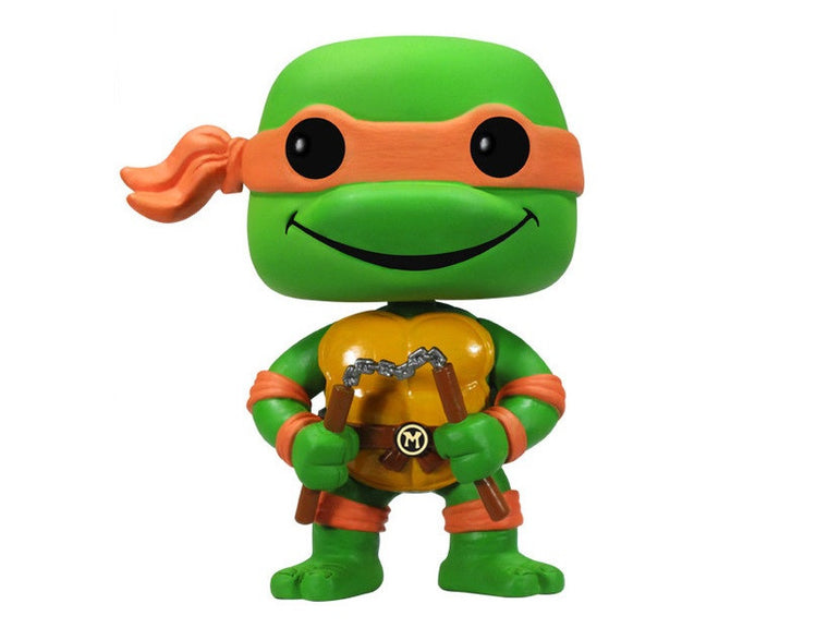 Teenage Mutant Ninja Turtles Michelangelo POP-Funko- www.superherotoystore.com-Bobble Heads - 1