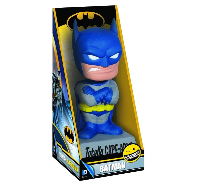 Funko DC Comics Wacky Wisecracks Batman Bobble Head-Funko- www.superherotoystore.com-Bobble Heads - 2