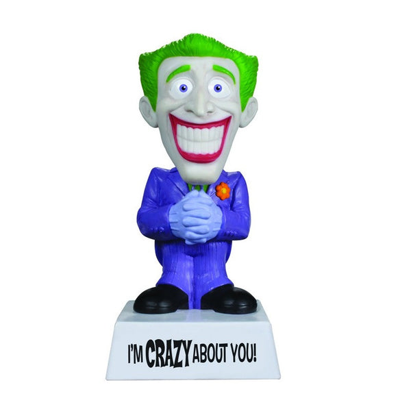 Funko DC Comics Wacky Wisecracks Joker Bobble Head-Funko- www.superherotoystore.com-Bobble Heads - 1