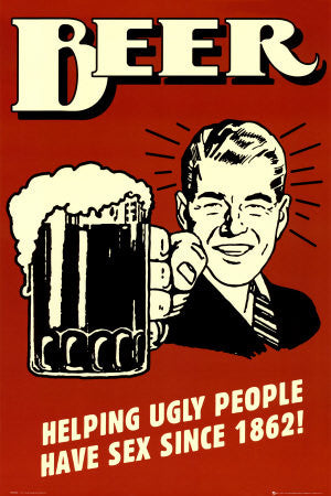 Beer - Helping People-Superherotoystore.com- www.superherotoystore.com-Posters