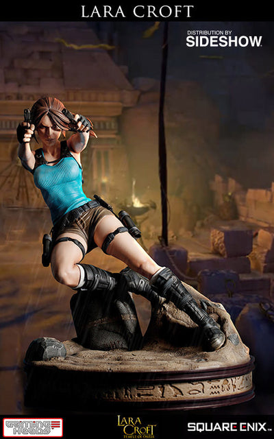 Lara Croft Temple of Osiris-Gaming Heads- www.superherotoystore.com-Statue - 3
