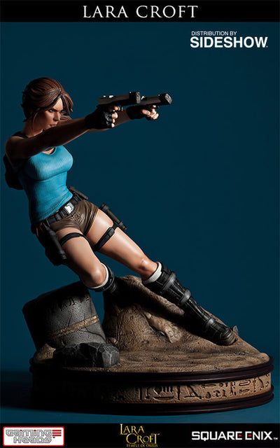 Lara Croft Temple of Osiris -Gaming Heads - India - www.superherotoystore.com