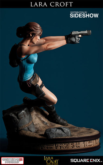 Lara Croft Temple of Osiris-Gaming Heads- www.superherotoystore.com-Statue - 5