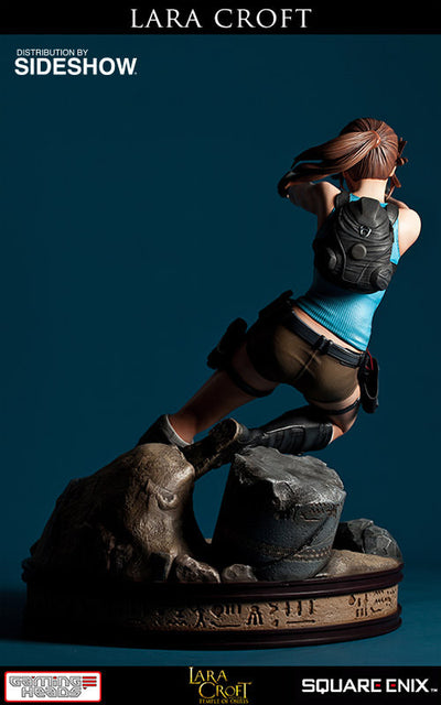 Lara Croft Temple of Osiris-Gaming Heads- www.superherotoystore.com-Statue - 6