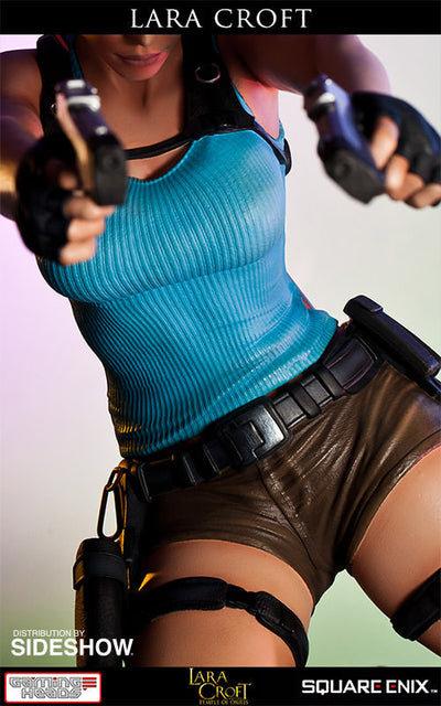 Lara Croft Temple of Osiris-Gaming Heads- www.superherotoystore.com-Statue - 8