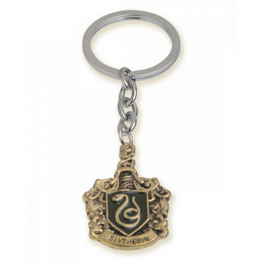 Slytherin Small Keychain by EFG