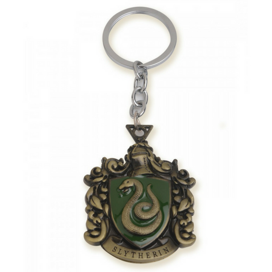Slytherin Big Keychain by EFG