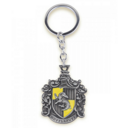 Hufflepuff Big Keychain by EFG