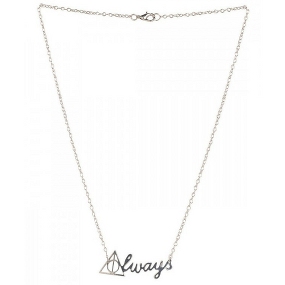 Harry Potter Always Necklace