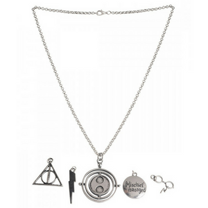 Harry Potter Multi Charm Necklace