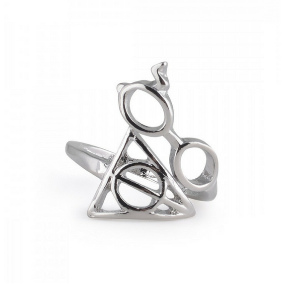 Harry Potter Inspired Ring
