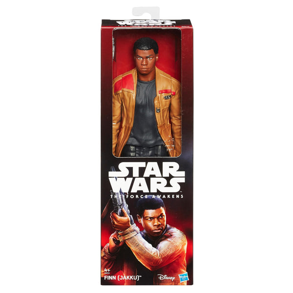 STAR WARS THE FORCE AWAKENS 12-INCH FINN-Hasbro- www.superherotoystore.com-Action Figure - 1