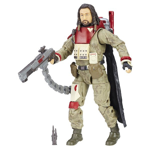 Star Wars Rogue One: Baze Malbus Figure by Hasbro