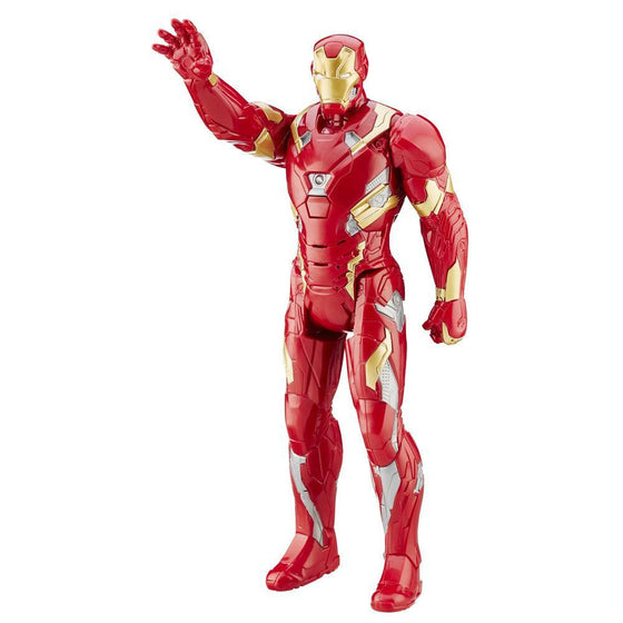 Captain America Civil War - Iron Man Titan Hero Tech-Hasbro- www.superherotoystore.com-Action Figure - 1