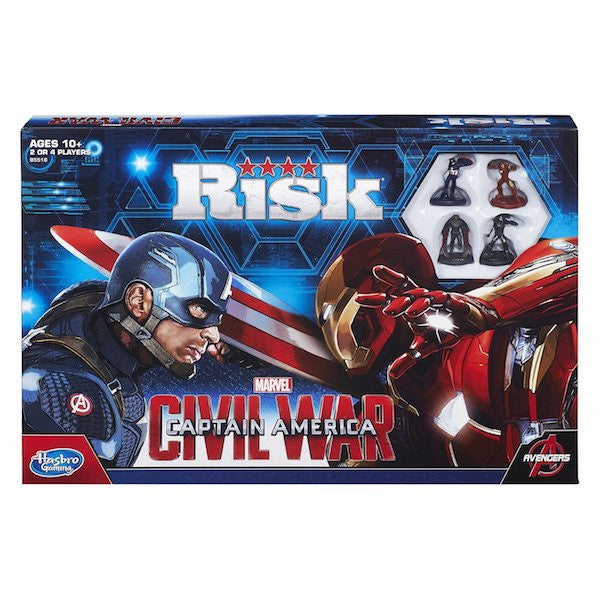 Civil War Risk by Hasbro