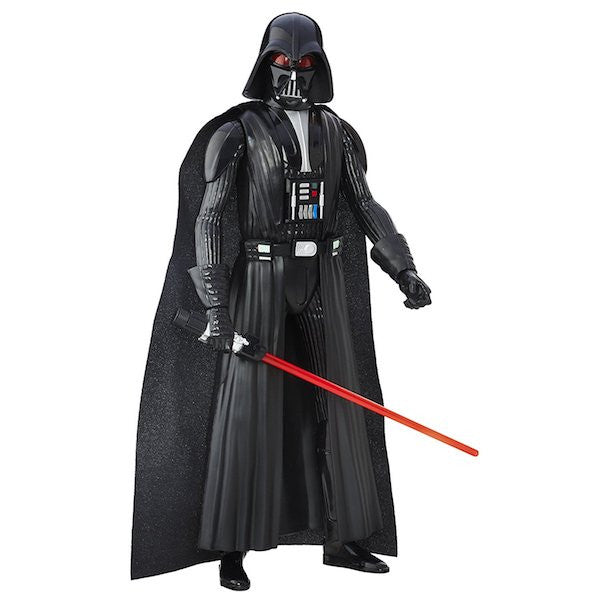 Electronic Duel Darth Vader Figure by Hasbro
