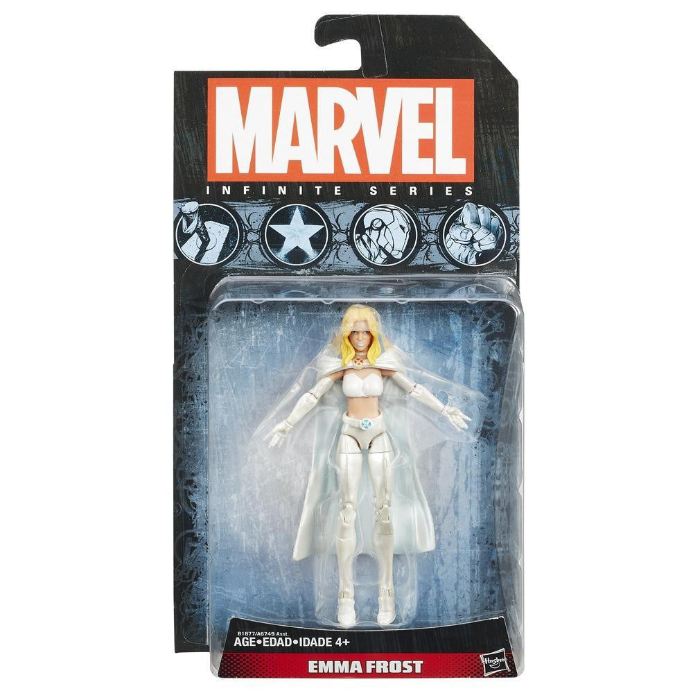 Marvel Infinite Series Emma Frost-Hasbro- www.superherotoystore.com-Action Figure - 2