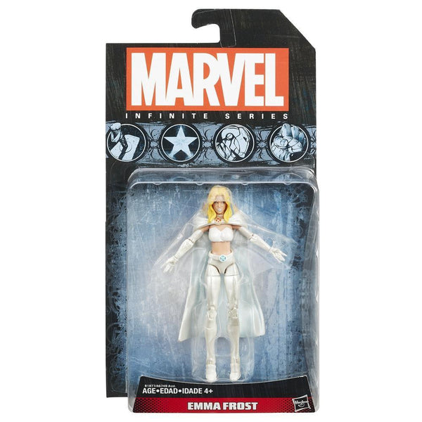 Marvel Infinite Series Emma Frost-Hasbro- www.superherotoystore.com-Action Figure - 1