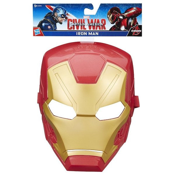 Civil War Iron Man Mask by Hasbro