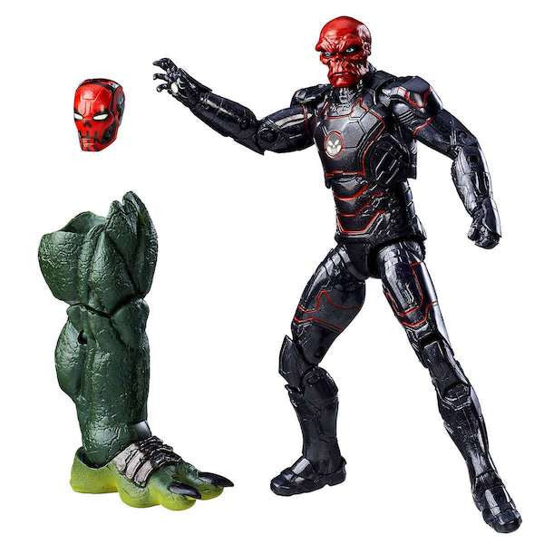 Marvel Legend Series: Iron Skull Figure by Hasbro-Hasbro- www.superherotoystore.com-Action Figure - 1
