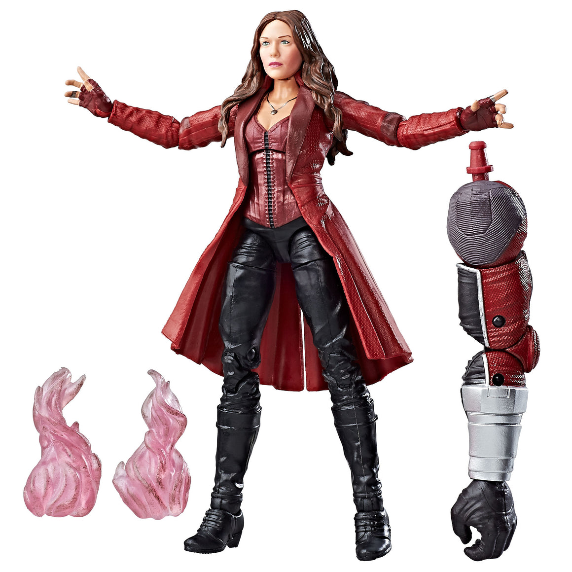 Marvel Legend Captain America Civil War: Scarlet Witch Figure by Hasbro