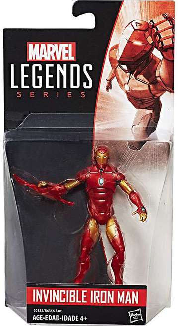 Marvel Legends Invincible Iron Man Figure by Hasbro
