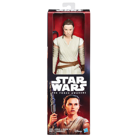 Star Wars Rey Action Figure-Hasbro- www.superherotoystore.com-Action Figure - 1
