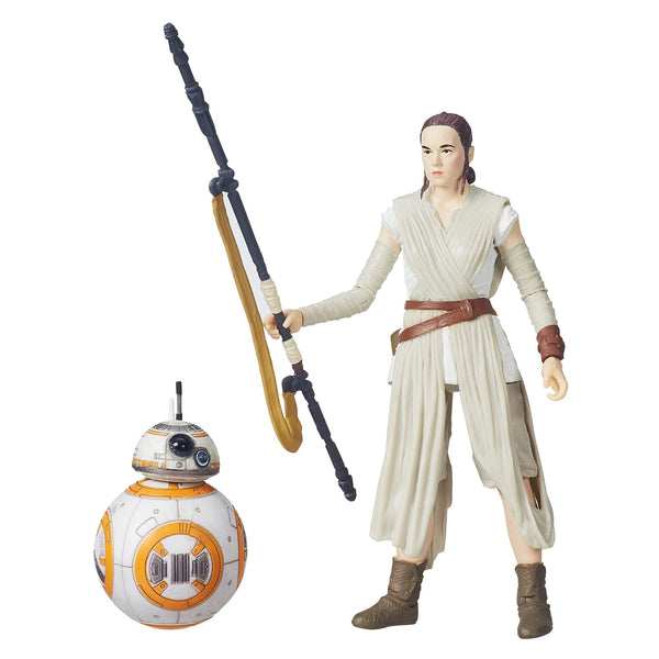 Star Wars Black Series Rey & BB-8 Figure-Hasbro- www.superherotoystore.com-Action Figure - 1