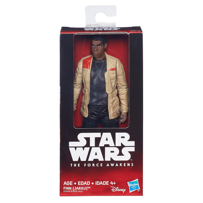 Star Wars Episode VII: Finn Jakku 6-inch Figure by Hasbro