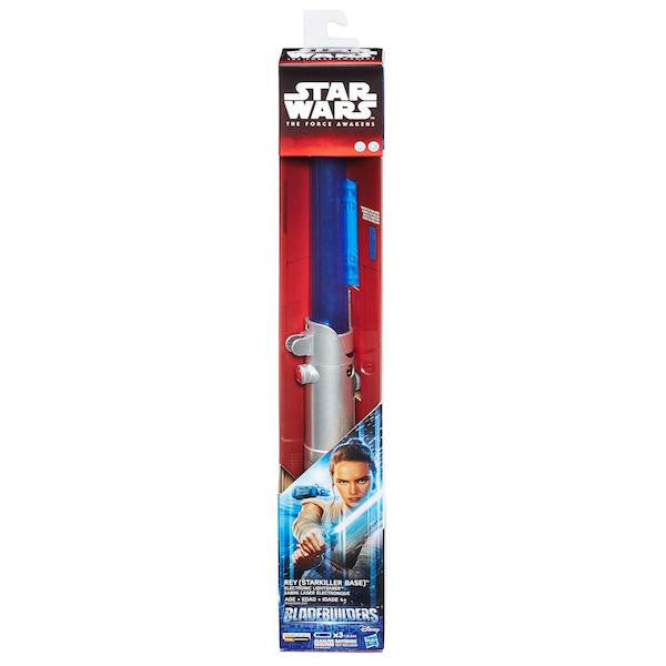 Star Wars: Rey Electric Lightsaber by Hasbro