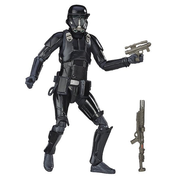 Star Wars Rogue One: Imperial Death Trooper Figure by Hasbro