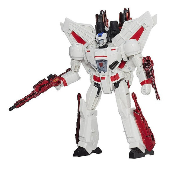Transformers Generations Leader Class Jetfire Figure by Hasbro