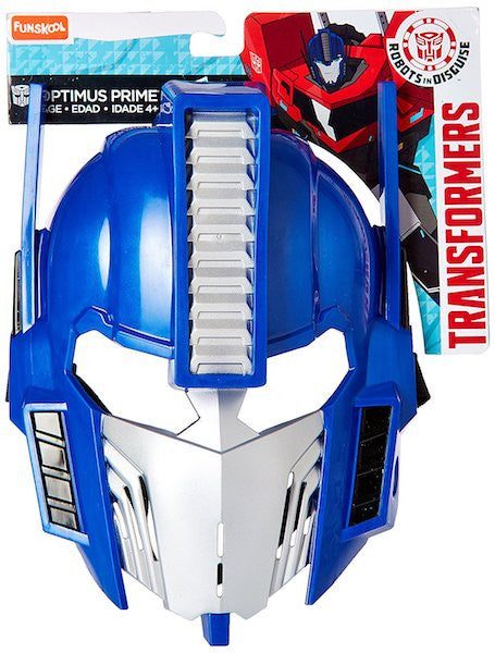 Transformers Robots In Disguise Optimus Prime Mask by Hasbro