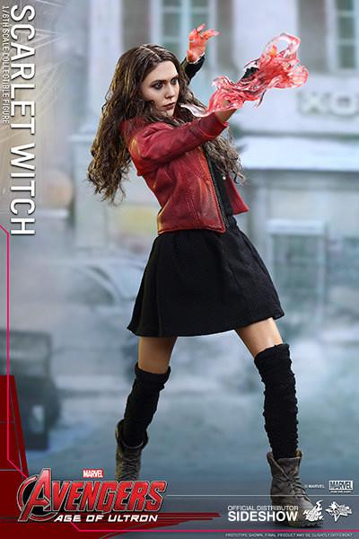Age of Ultron: Scarlet Witch 1/6th Scale Figure by Hot Toys
