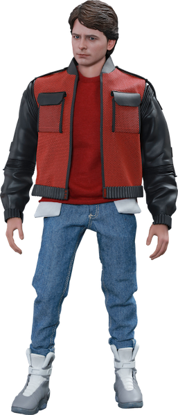 Back to the Future II: Marty McFly 1:6th Scale Figure by Hot Toys
