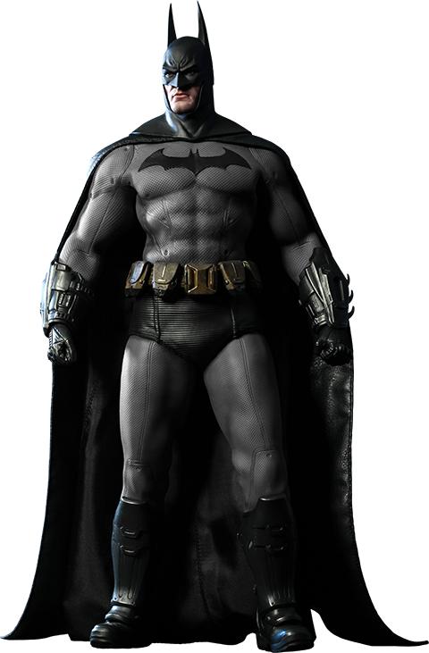 Arkham City Batman Figure-Hot Toys- www.superherotoystore.com-Action Figure - 1
