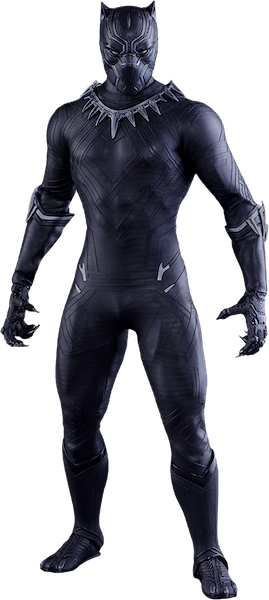 Captain America Civil War: Black Panther 1/6th Scale Figure by Hot Toys-Hot Toys- www.superherotoystore.com-Action Figure - 1