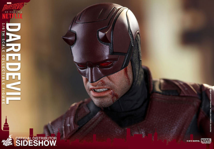 Daredevil Sixth Scale by Hot Toys-Hot Toys- www.superherotoystore.com-Action Figure - 11