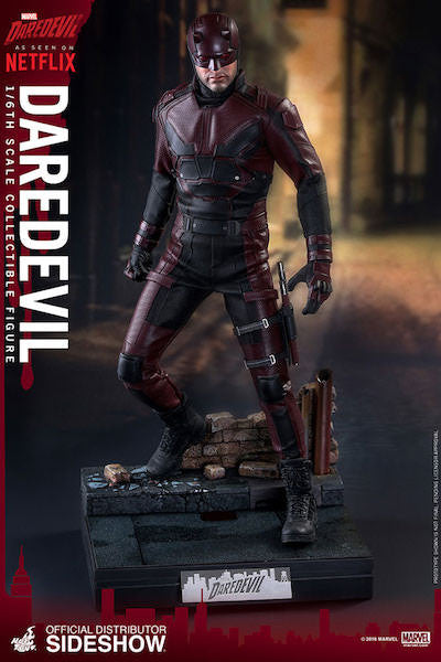 Daredevil Sixth Scale by Hot Toys-Hot Toys- www.superherotoystore.com-Action Figure - 3