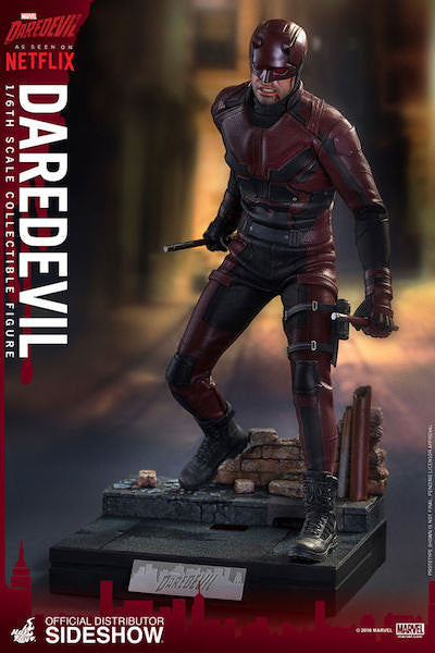 Daredevil Sixth Scale by Hot Toys-Hot Toys- www.superherotoystore.com-Action Figure - 4