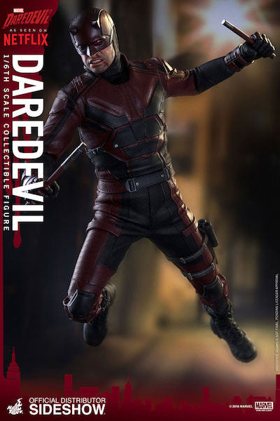 Daredevil Sixth Scale by Hot Toys-Hot Toys- www.superherotoystore.com-Action Figure - 6
