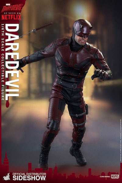 Daredevil Sixth Scale by Hot Toys-Hot Toys- www.superherotoystore.com-Action Figure - 7