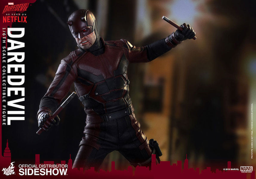 Daredevil Sixth Scale by Hot Toys-Hot Toys- www.superherotoystore.com-Action Figure - 8