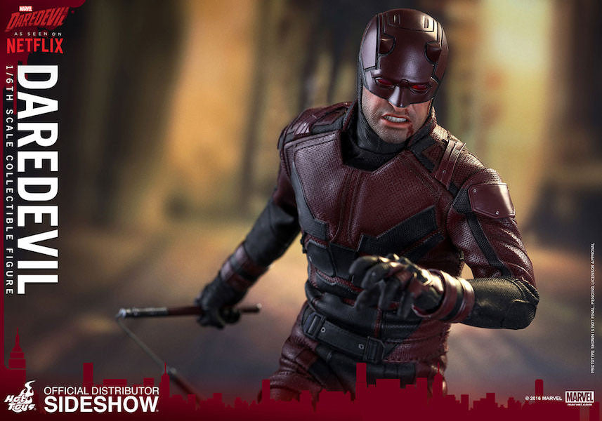 Daredevil Sixth Scale by Hot Toys-Hot Toys- www.superherotoystore.com-Action Figure - 9