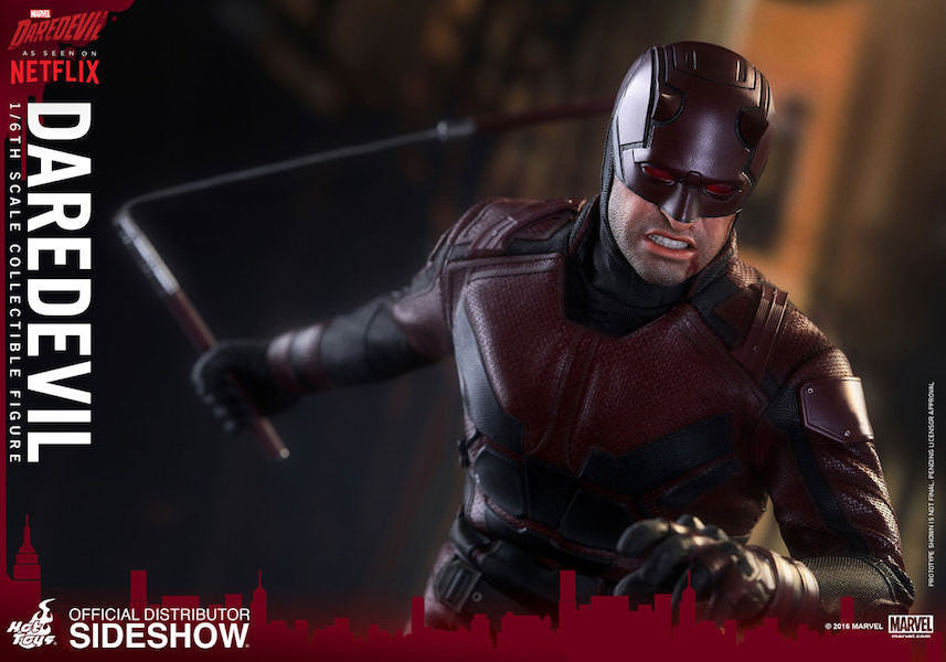 Daredevil Sixth Scale by Hot Toys-Hot Toys- www.superherotoystore.com-Action Figure - 2