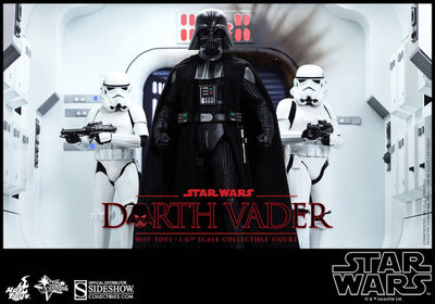 Star Wars Darth Vader Sixth Scale Action Figure by Hot Toys-Hot Toys- www.superherotoystore.com-Action Figure - 11