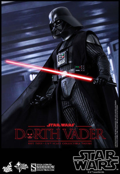 Star Wars Darth Vader Sixth Scale Action Figure by Hot Toys-Hot Toys- www.superherotoystore.com-Action Figure - 14